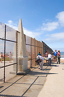 International Boundary Marker, Border Field State Park, California