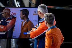 Ehrens Rob, Van der Vleuten Maikel<br /> CHIO Rotterdam 2021<br /> © Dirk Caremans<br />  02/07/2021