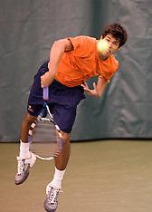 20080120 - #43 William & Mary at #1 Virginia (NCAA Tennis)