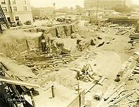 7/2/1925 Construction of the El Capitan Theater
