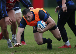 November 20, 2018 - Rome, Italy - Rugby Italy training - Cattolica Test Match.Abraham Steyn at Giulio Onesti Sport Center in Rome, Italy on November 20, 2018. (Credit Image: © Matteo Ciambelli/NurPhoto via ZUMA Press)