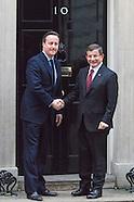 Turkish Prime Minister Visit 180116