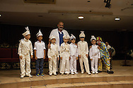 Boys traditionally dress as Ottoman Sultans for their coming-of-age ceremony called the Sünnet in Turkey. The day is regarded as a milestone for the kids as they move to adulthood.