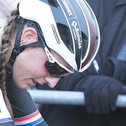 12-01-2020: Wielrennen: NK Veldrijden: Rucphen <br />Lucinda Brand