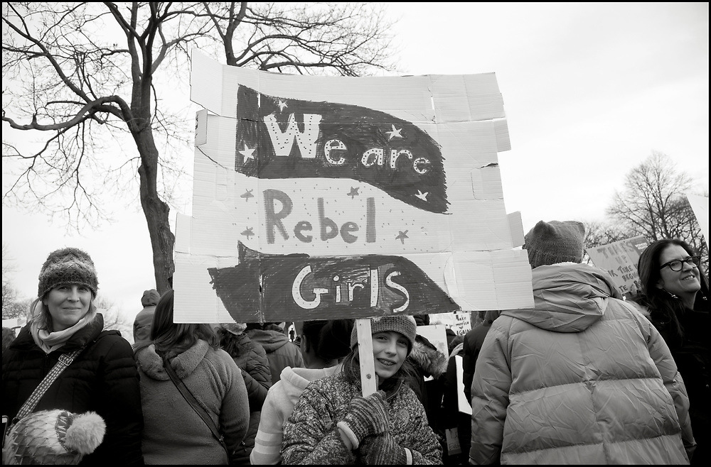 The 2018 Women's March was a global protest that occurred on January 20, 2018, on the anniversary of the 2017 Women's March. Around 250 marches, rallies, and actions took place on the anniversary of the 2017 Women's March, many coordinated by March On, the coalition of many of the Women's Marches across the country. The 2018 Women's March in Massachusetts took place in Cambridge on the Cambridge Common.