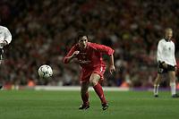 Fotball, Liverpool's Robbie Fowler.  (Foto: Digitalsport).