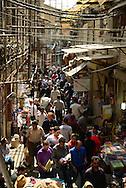Iran. Tehran, daily life in the old bazaar