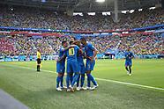 FOOTBALL - 2018 FIFA WORLD CUP RUSSIA - BRAZIL v COSTA RICA 220618