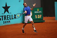 Daniel Evans of Great Britain during the Mutua Madrid Open 2021, Masters 1000 tennis tournament on May 3, 2021 at La Caja Magica in Madrid, Spain - Photo Laurent Lairys / ProSportsImages / DPPI