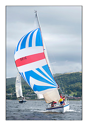 Largs Regatta Week - August 2012.Round the Island Race..931C, Mallie,  MacFadyen/McClelland