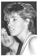 Sheira Rees-Davies (daughter of M.P. Billy Rees-Davies) 1987 approx© Copyright Photograph by Dafydd Jones 66 Stockwell Park Rd. London SW9 0DA Tel 020 7733 0108 www.dafjones.com