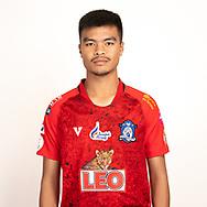 THAILAND - JUNE 03: Chonlawit Kanuengkid #4 of Chiangmai FC on June 03, 2019.<br /> .<br /> .<br /> .<br /> (Photo by: Naratip Golf Srisupab/SEALs Sports Images/MB Media Solutions)