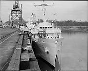 "ackroyd-P476-23A ""Swan Island Ship Repair Yard. AGOR-12. World weather. Flying Tigers. February 28, 1969"""