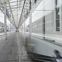 Salzburg Central Railway Station