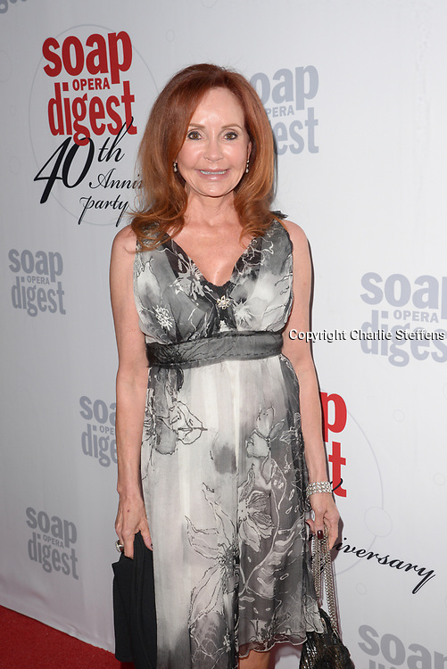 JACKLYN ZEMAN at Soap Opera Digest's 40th Anniversary party at The Argyle Hollywood in Los Angeles, California