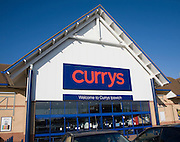 Currys out of town store, Copdock, Ipswich, Suffolk, England
