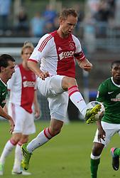 19-07-2013 VOETBAL: WERDER BREMEN - AFC AJAX: MEPPEN<br /> Siem De Jong (Amsterdam #10)<br /> ***NETHERLANDS ONLY***<br /> ©2013-FotoHoogendoorn.nl
