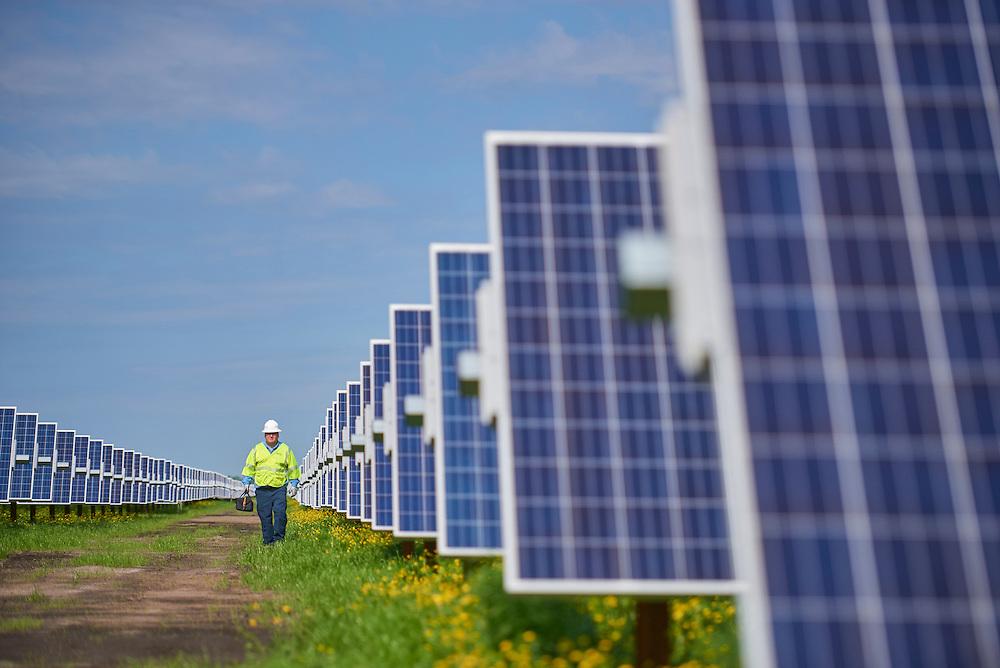 Solar Panel installation, Elizabeth City, NC