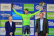 Jack Bauer Stage Winner, Team Cannondale, Presentation during the Stage 5 of the Tour of Britain 2016 from Aberdare to Bath, United Kingdom on 8 September 2016. Photo by Daniel Youngs.