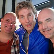 NLD/Hilversum/20131130 - Start Radio 2000, Paul de Leeuw, Matthijs van Nieuwkerk en Leo Blokhuis