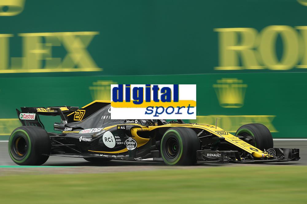 Nico Hulkemberg Renault<br /> Monza 31-08-2018 GP Italia <br /> Formula 1 Championship 2018 <br /> Foto Federico Basile / Insidefoto