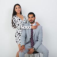 Claudia y Jose Luis Graduación