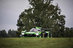 October 7, 2017 - Petit Le Mans, USA - 2 TEQUILA PATRON ESM (USA) NISSAN ONROAK DPI SCOTT SHARP (USA) RYAN DALZIEL (GBR) BRENDON HARTLEY  (Credit Image: © Panoramic via ZUMA Press)