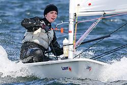 , Kiel - Young Europeans Sailing 14.05. - 17.05.2016, Laser Rad. W - GER 210137 - Laura Bo VOSS - Mühlenberger Segel-Club e. V䔘