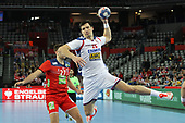 HANDBALL - EHF 2018 MENS EUROPEAN CHAMPIONSHIP - SERBIA v NORWAY 180118
