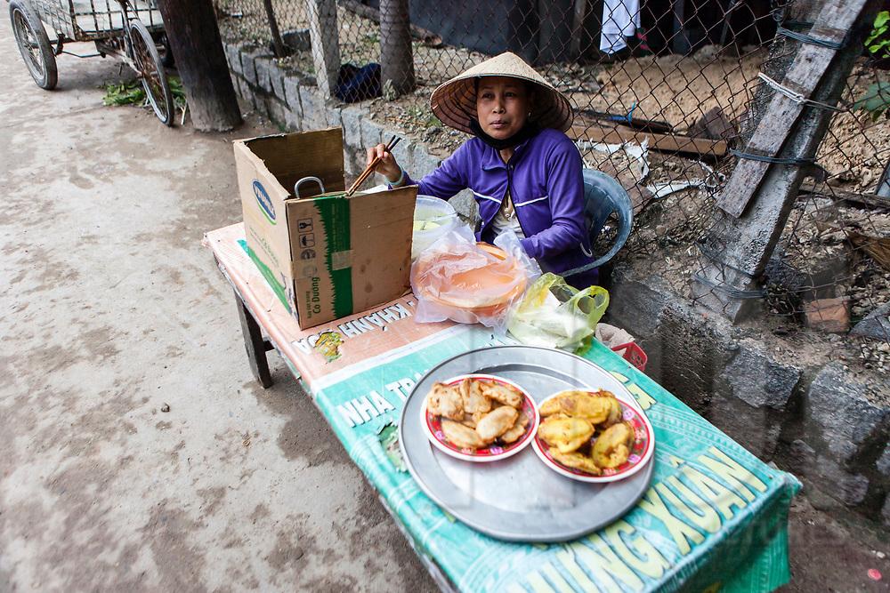 Street food stall in Nha Trang, Vietnam, Southeast Asia