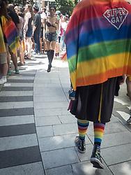 United States, Washington, Seattle, Pride Parade