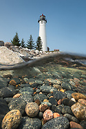 Crisp Point Lighthouse<br />