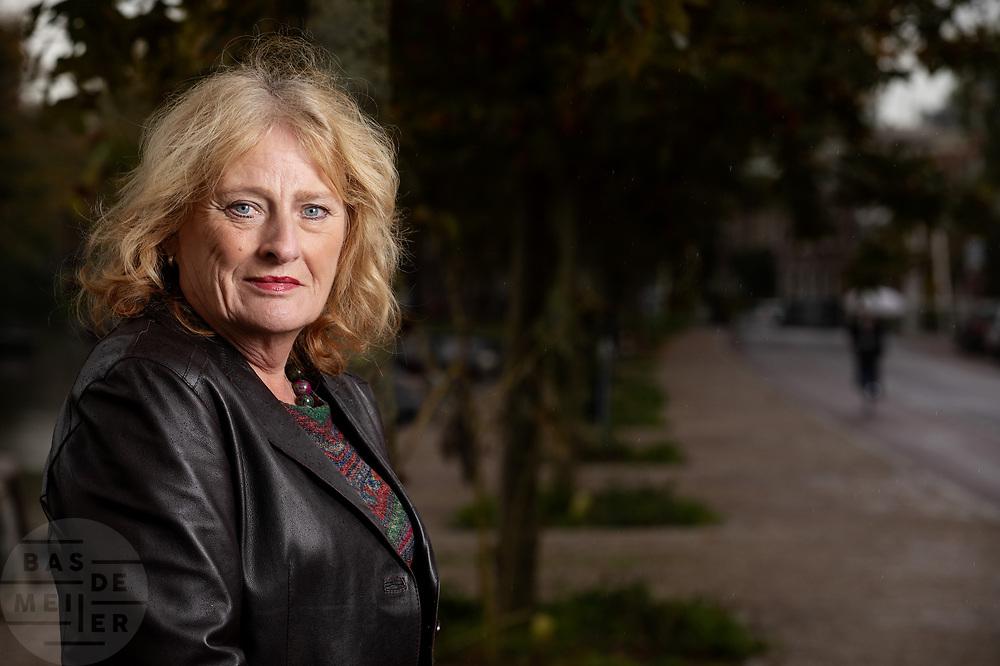 Adriana van Dooijeweert, voorzitter van het College van de Rechten van de Mens.