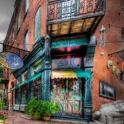 Venice Cafe, Benton Park area of St. Louis, MO.