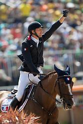 Staut Kevin, FRA, Reveur de Hurtebise HDC<br /> Olympic Games Rio 2016<br /> © Hippo Foto - Dirk Caremans<br /> 17/08/16