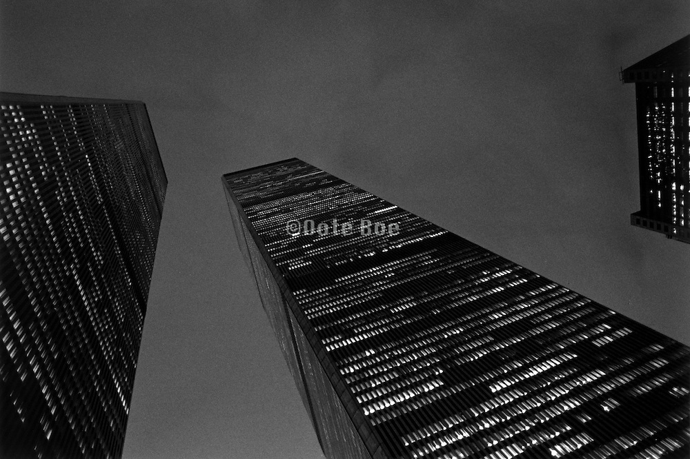 World Trade Center from ground view