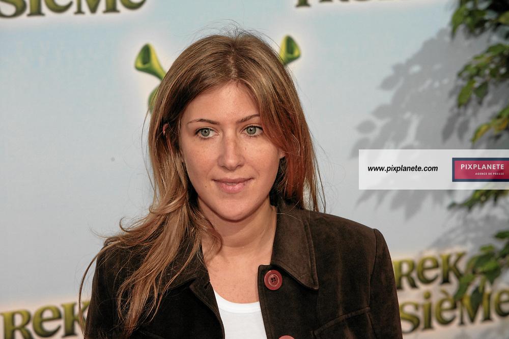 Amanda Sthers femme de Patrick Bruel - Avant Première à Paris du troisième volet de Shrek - 7/6/2007 - JSB / PixPlanete