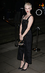 Portia Freeman arrives at the Late Fabulous Fund Fair at the Roundhouse in London during the Autumn/Winter 2019 London Fashion Week. PRESS ASSOCIATION. Picture date: Monday February 18, 2019. Photo credit should read: Isabel Infantes/PA Wire