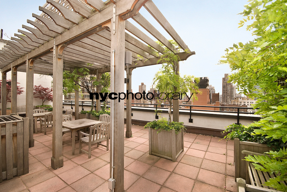 Roof Deck at 201 East 69th St, Manhattan, NY