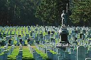 National Cemetery at the Presidio of San Francisco, California