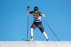 November 16, 2018 - Bruksvallarna, SVERIGE - 181116 Britta Norgren SollefteÃ¥ Skidor IF under skidloppet över 5 km fristil den 16 november 2018 i Bruksvallarna  (Credit Image: © Johan Axelsson/Bildbyran via ZUMA Press)