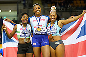 Track and Field-British Indoor Championships-Feb 23, 2020