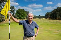 Den Dolder - Jan van Mondfrans, Droogte op Golf Club de Pan. COPYRIGHT KOEN SUYK