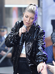 Fergie Performs On NBC's 'Today'. 22 Sep 2017 Pictured: Fergie. Photo credit: MEGA TheMegaAgency.com +1 888 505 6342
