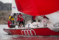 Rahm v Williams . Photo: Dan Ljungsvik