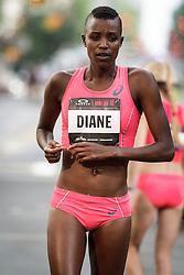 NYRR Oakley Mini 10K for Women: Diane Nukuri, Burundi, Asics,