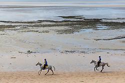 Melanie Arnold, (GER), Sevinc - Endurance - Alltech FEI World Equestrian Games™ 2014 - Normandy, France.<br /> © Hippo Foto Team - Leanjo de Koster<br /> 25/06/14