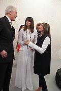 JEREMY KING; LAUREN GURVICH; CHERRYL COHEN, Opening of Dairy with Quicksand- John M. Armleder. Dairy art Centre. ~Bloomsbury. 24 April 2013.