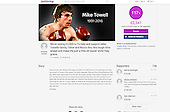 Boxing veteran Ricky Hatton MBE has set up a JustGiving fund to raise £20,000 for Towell's family