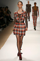 Morwenna Cobbold wearing the Charlotte Ronson Fall 2009 Collection